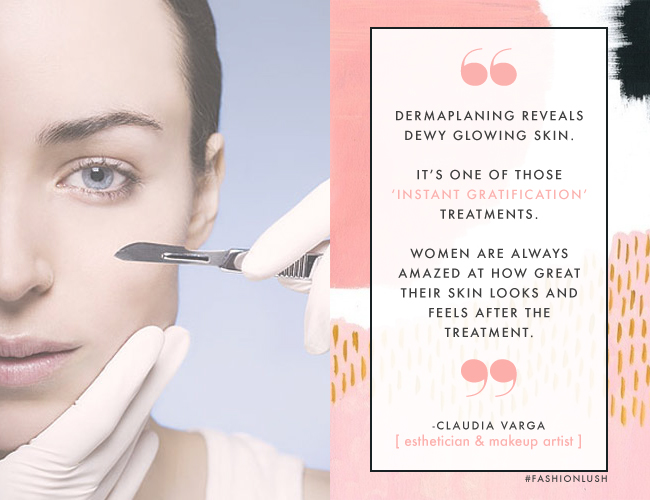 The Beauty Lowdown My Latest Obsessesion Dermaplaning