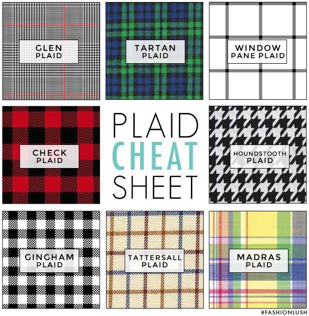 Plaid Fashion Habits
