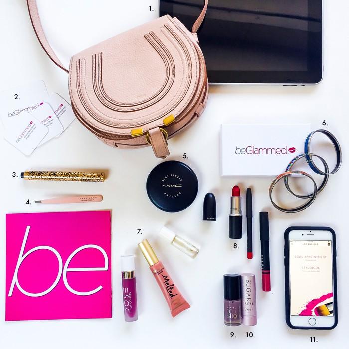 fasionlush, beglammed, makeup artist interview