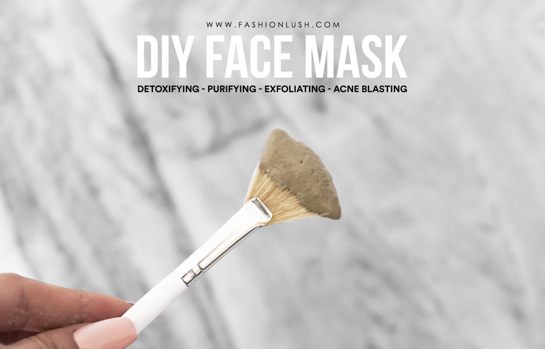 DIY Face Mask, fashionlush, skincare