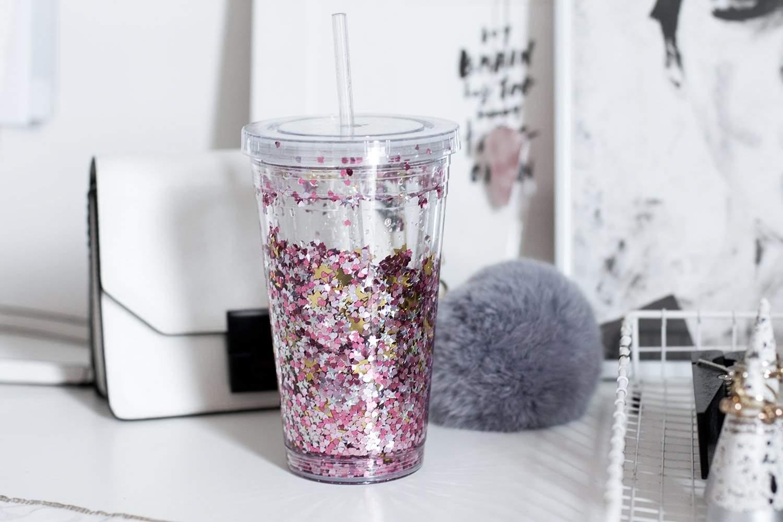 Diy Glitter Drink Tumbler