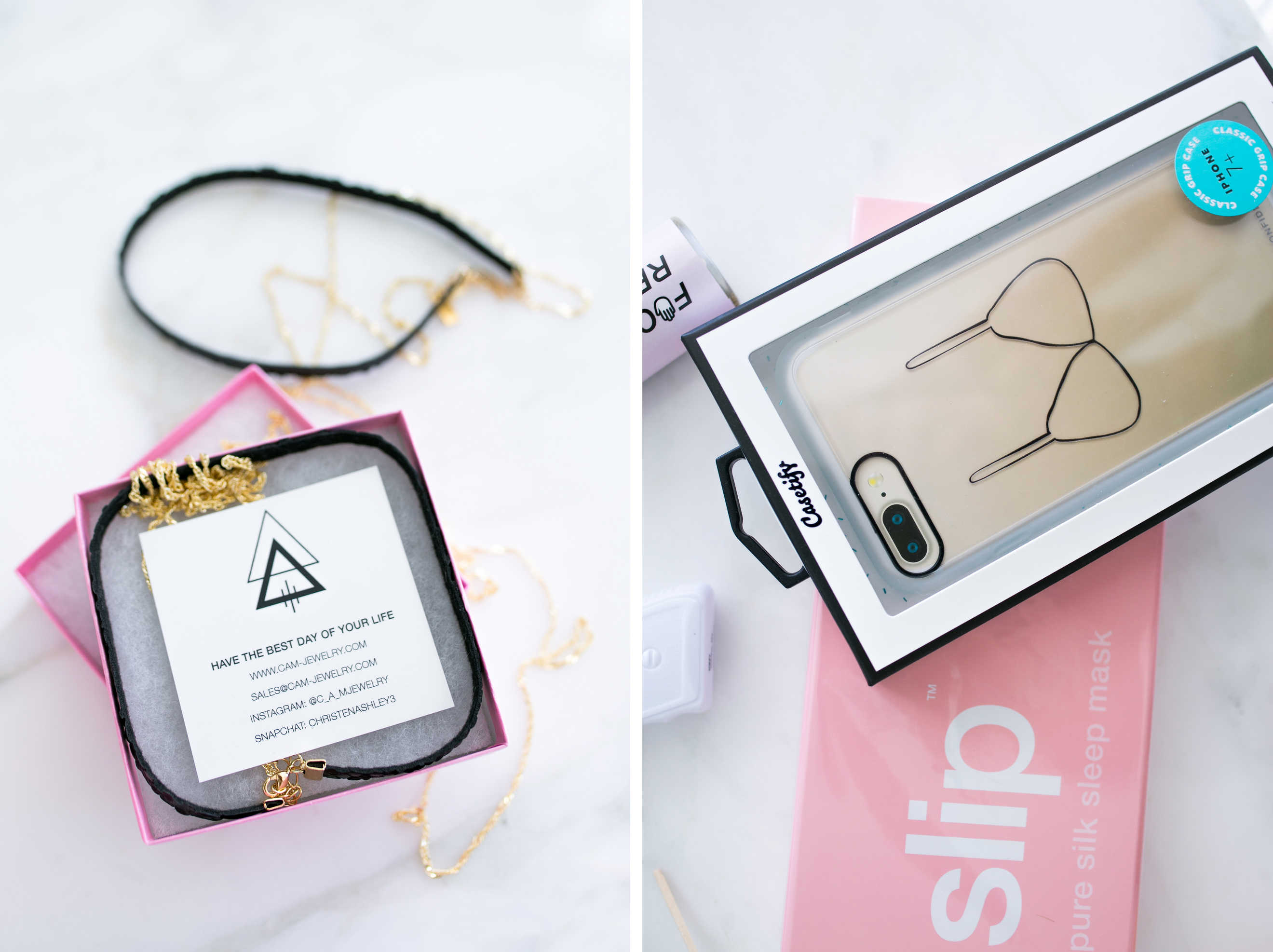 TSC phone cases, CAM Jewelry, DIY Hangover Kits by fashionlush, the skinny confidential, bachelorette goody bags