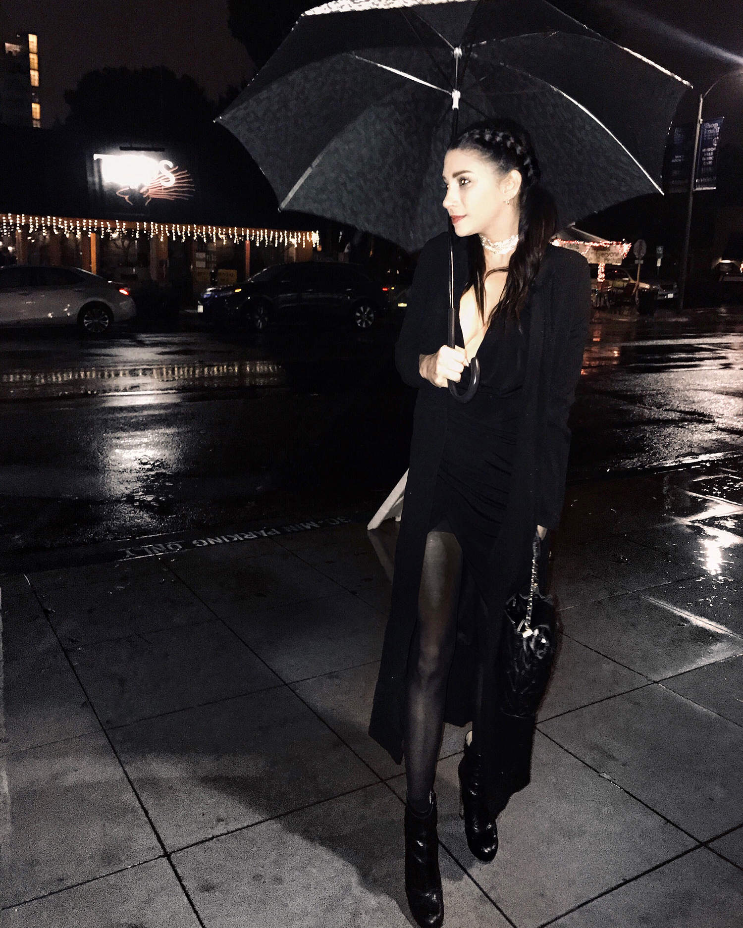 fashionlush, new years eve, all black outifts