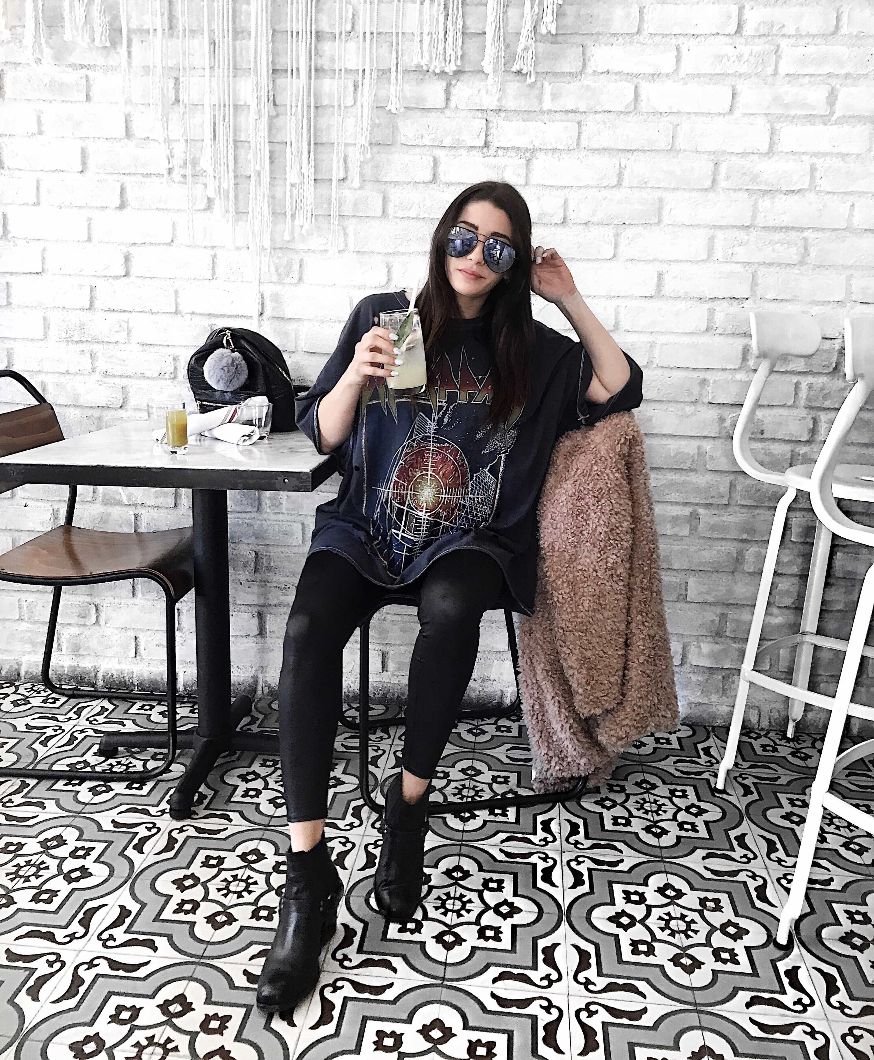 fashionlush, graphic tees, style blogger