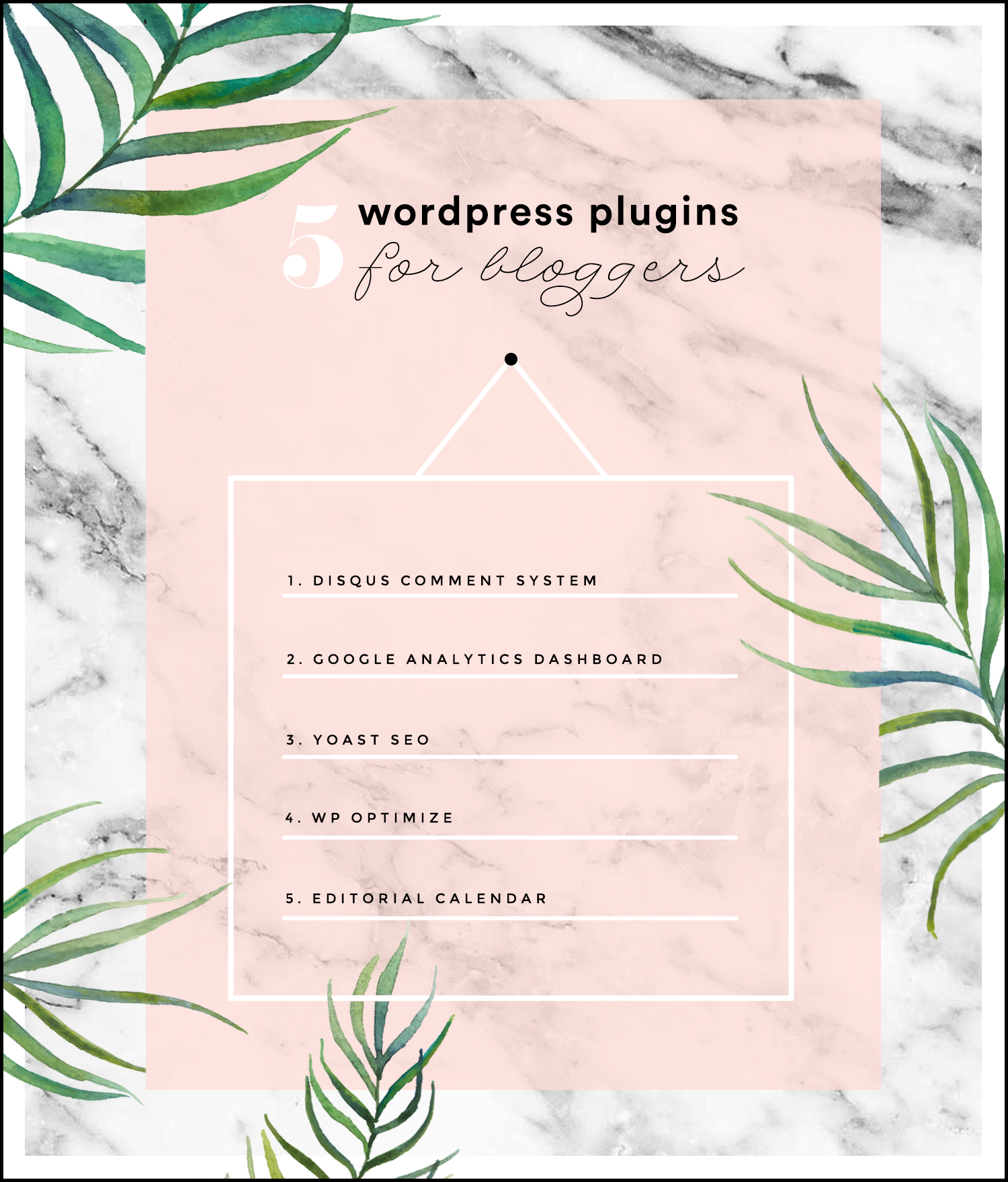 fashionlush, WordPress Plugins for Bloggers, blogger tips