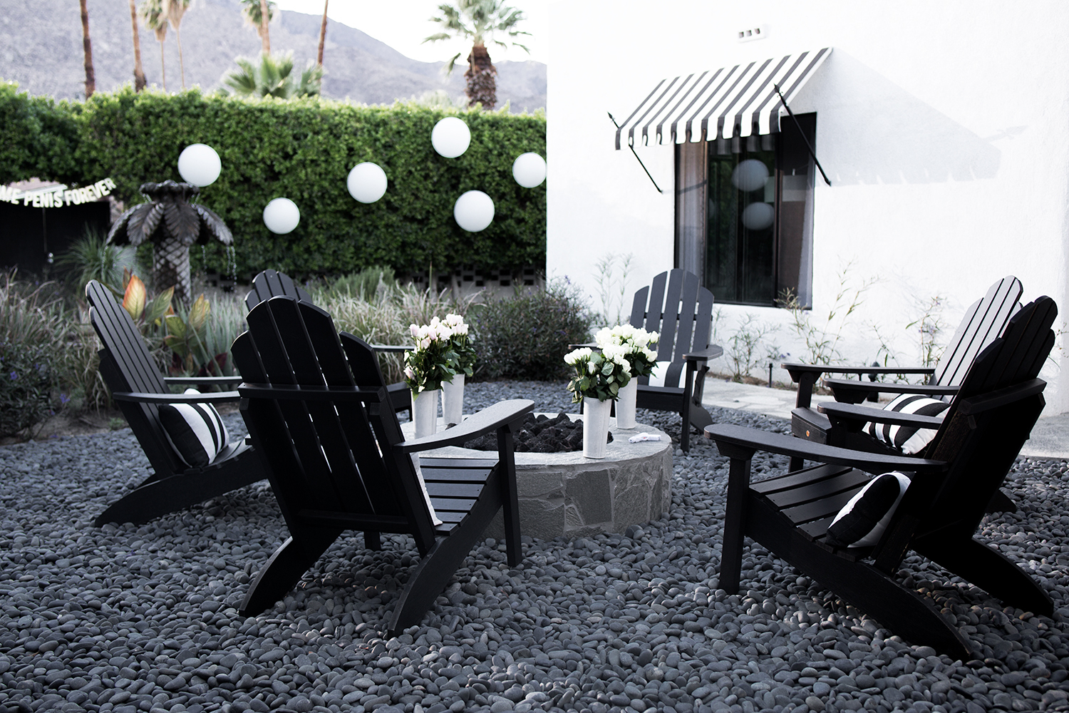 fashionlush, palm springs bachelorette party