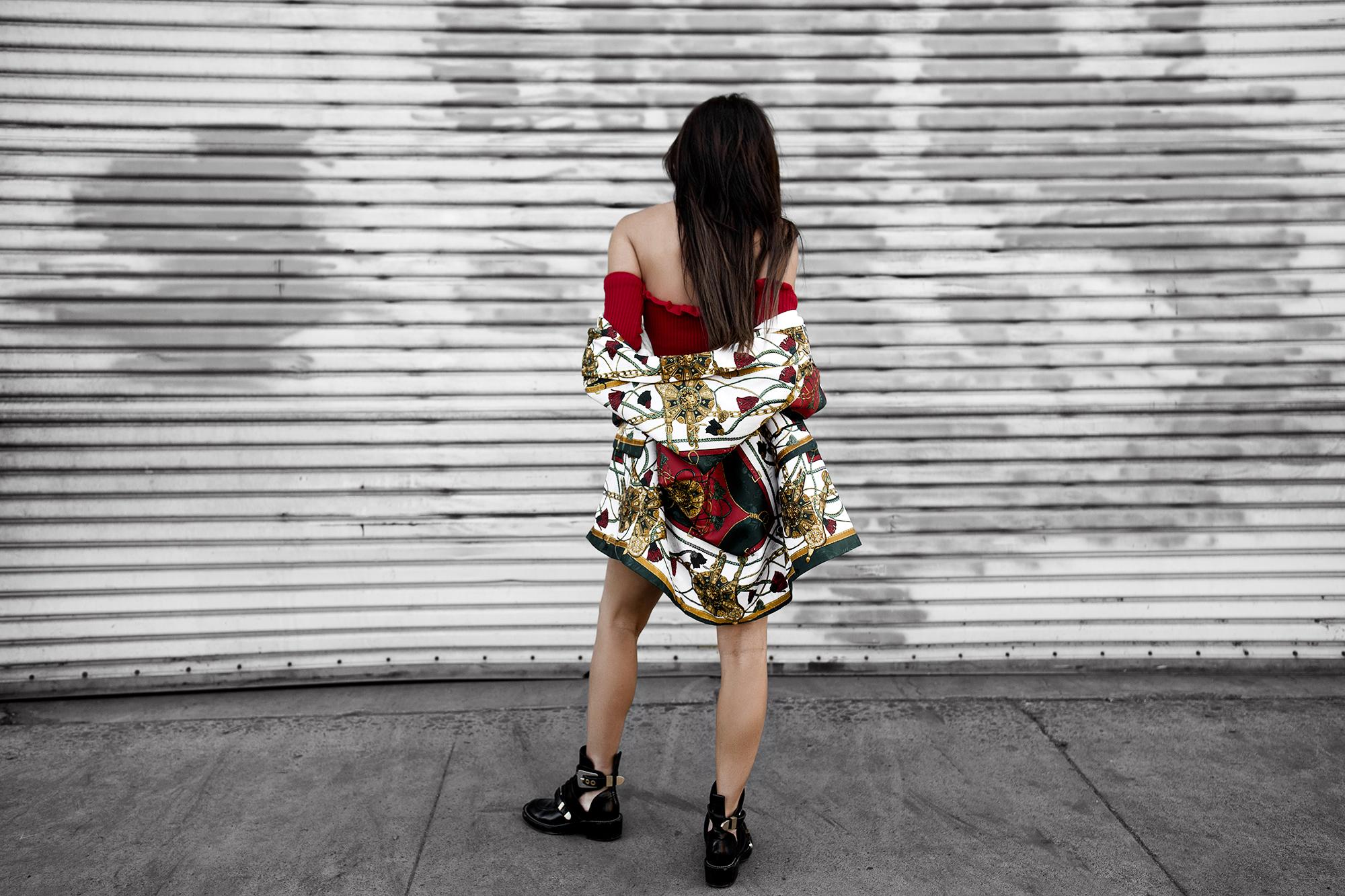 erica stolman talks shopping vintage clothes online