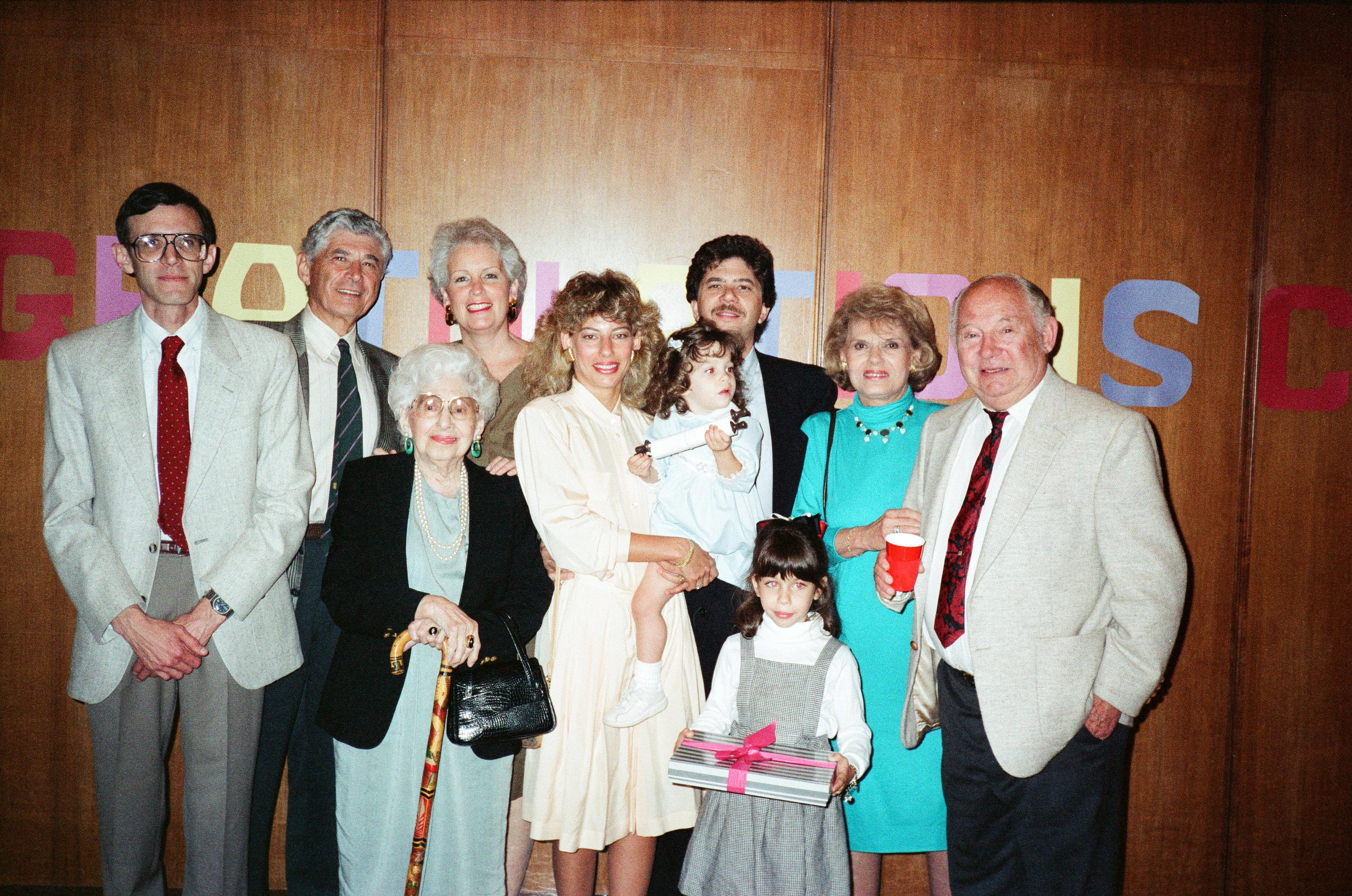 the stolman family, dove bar