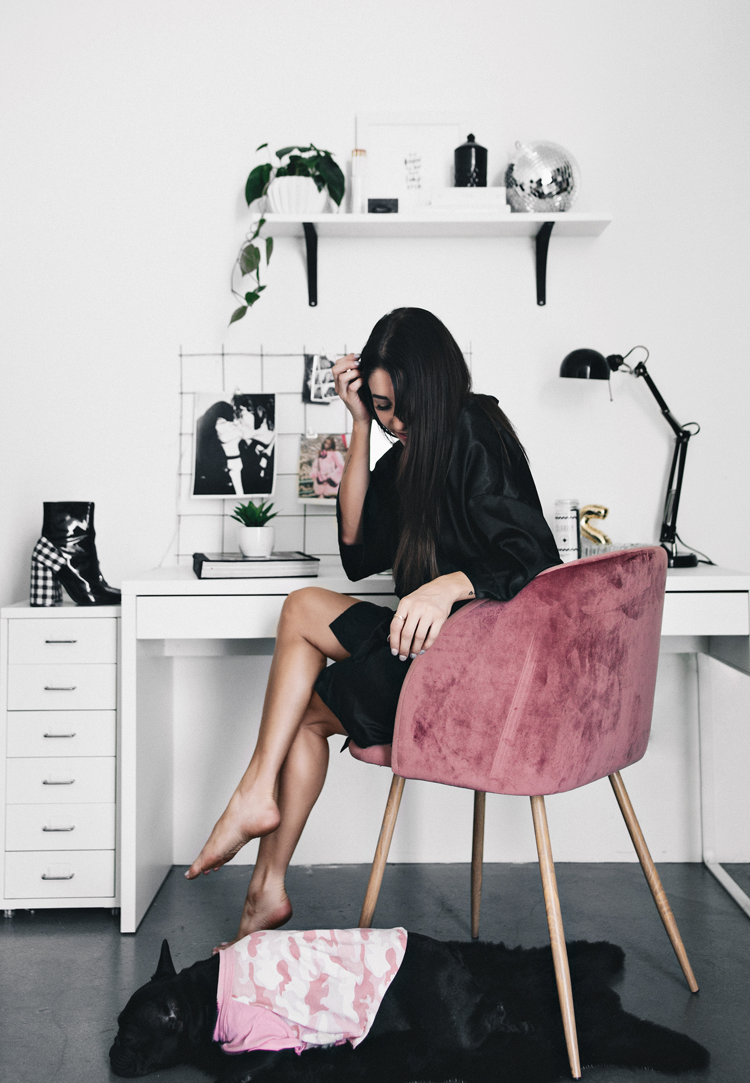 fashionlush desk decor