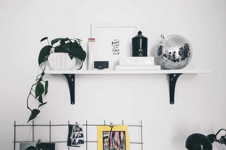 office decor inspiration, minimal, fashionlush