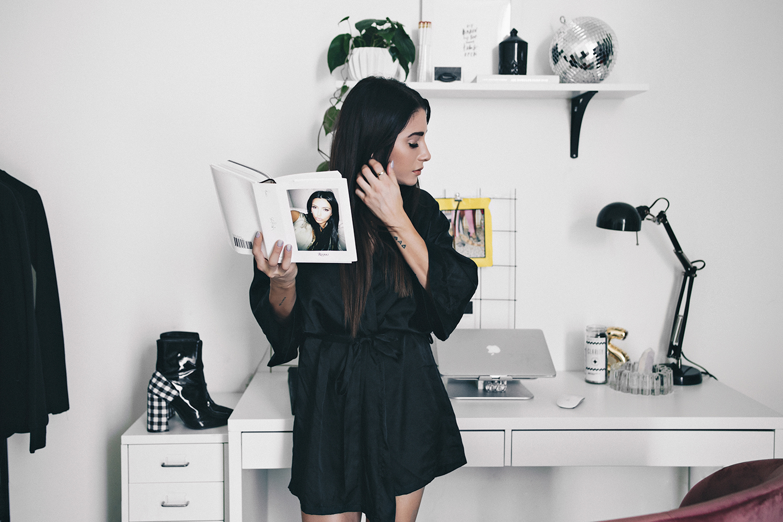 minimal desk decor erica stolman