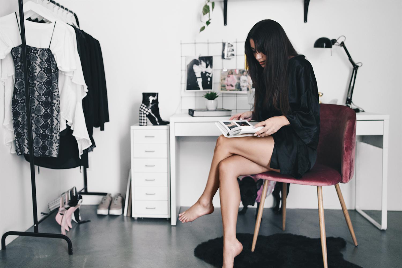 fashionlush how to feng shui your desk