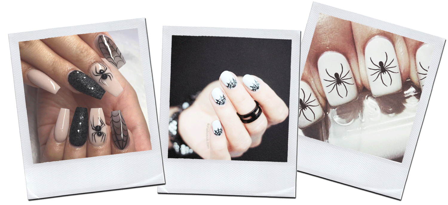 5 Unique (& Chic) Halloween Nail Design Inspirations