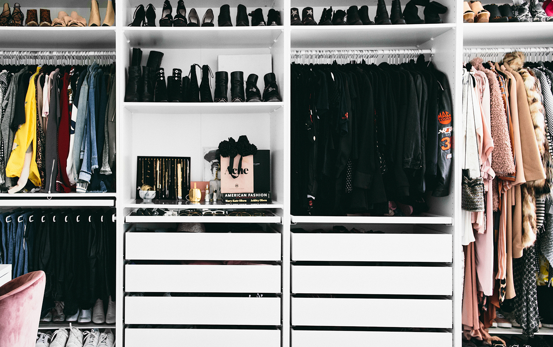 fashionlush ikea pax wardrobe