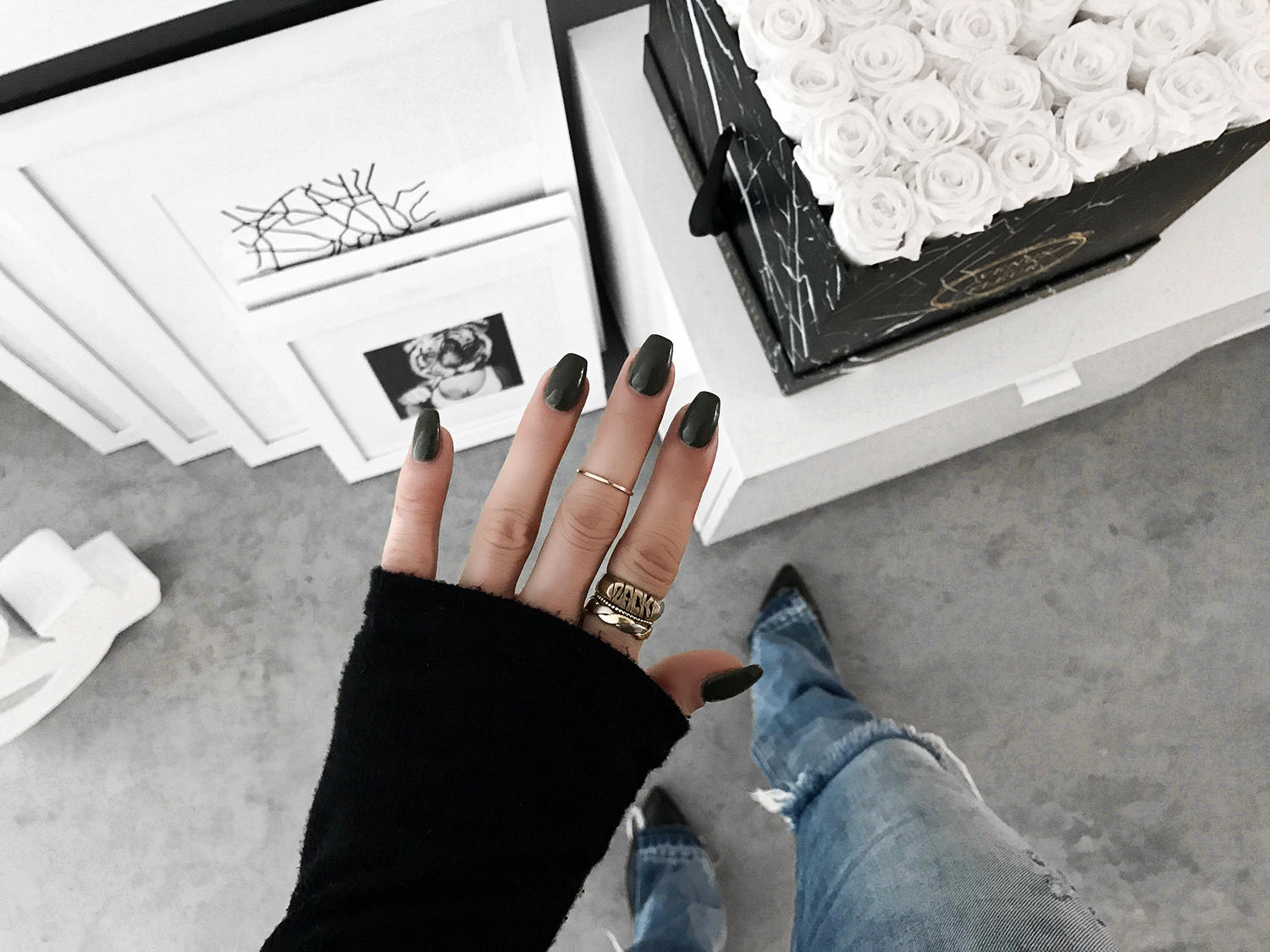 5 Tips to Help Rehab & Grow Your Natural Nails (+ my nail growth
