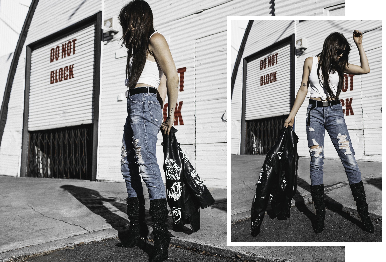 fashionlush, 2017 leather trends