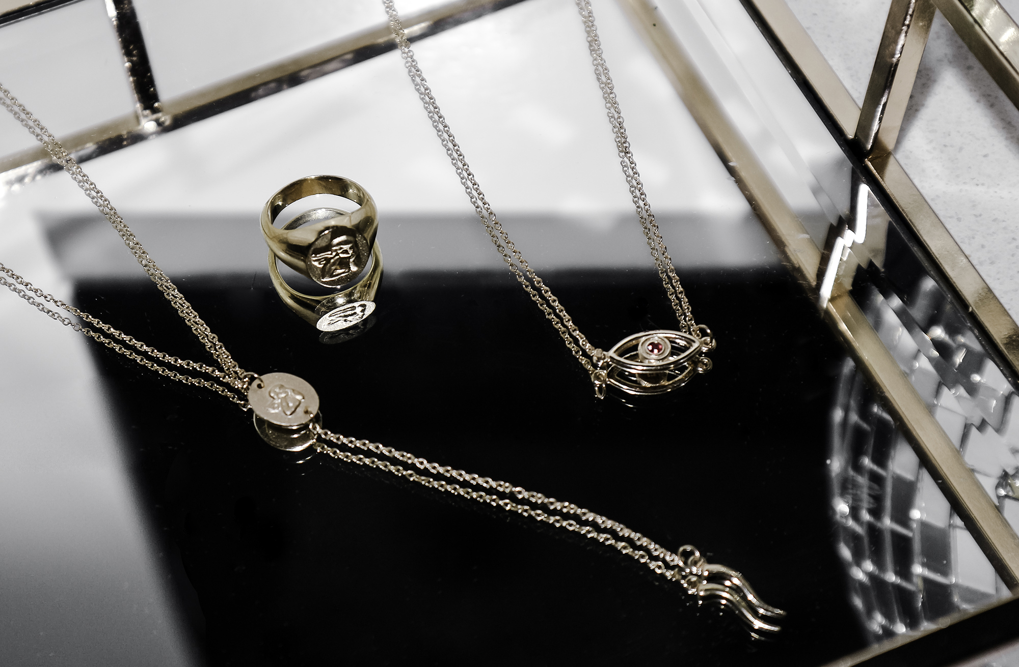 fashionlush jewelry collection, stilnest