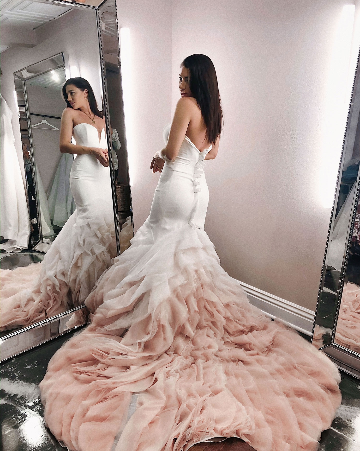 First Thoughts On Wedding Dresses + My Wedding Dress Moodboard